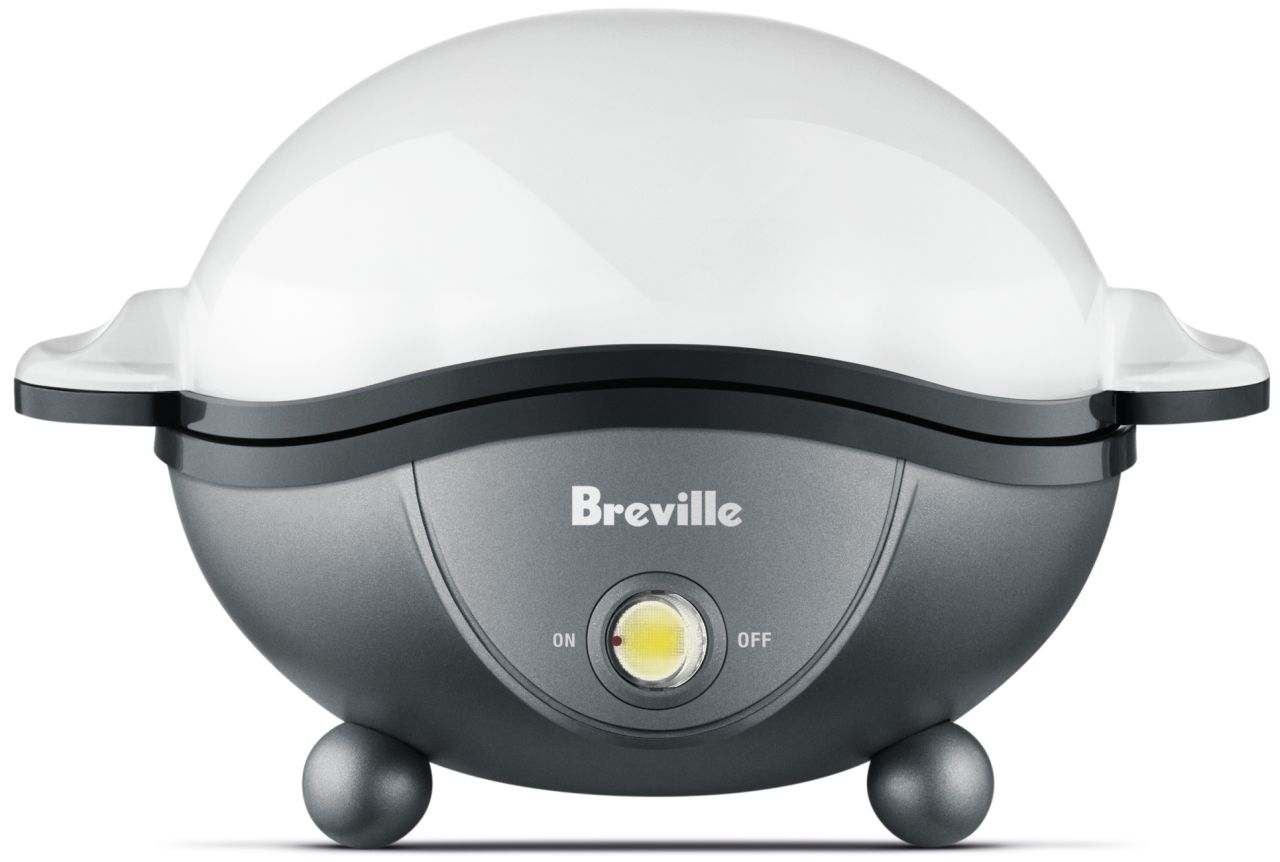 Breville - The Eggspert Egg Cooker - White
